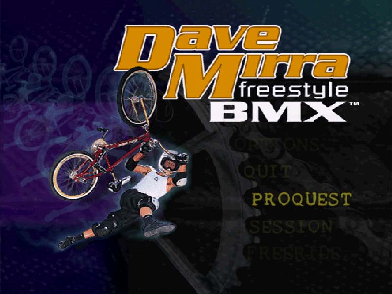 Free Download Game Dave Mirra Freestyle BMX For PC